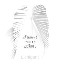 Wk vierkant puur Sending an angel