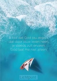 Wenskaart Ik bid dat God jou zegent