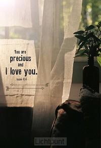Wk you are precious