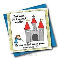Zoek eerst het Koninkrijk van God