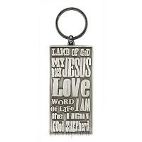 Keyring Names of Jesus square