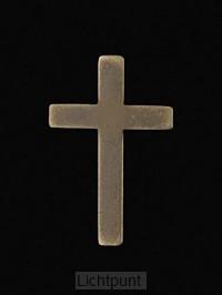 Label pin cross names of Jesus