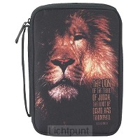 Lion of the tribe biblecover Large