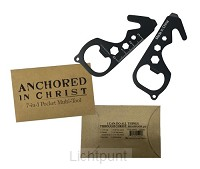 7 in 1 pocket tool anchored in Christ