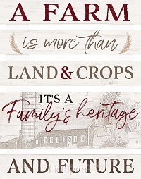 A farm is more than land - Pallet
