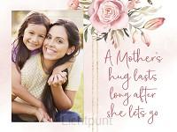 A Mothers hug - Photo 5 x 7,5 cm