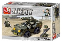 Army jeep 6+