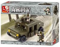 Army pantserwagen 6+