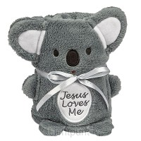 Baby blanket koala bear