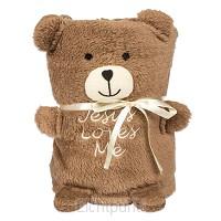 Baby blanket bear