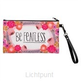 Zippered Bag Be Fearless