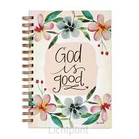 Wirebound Journal God is Good