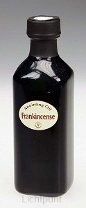 Anointing oil frankincense 125ml