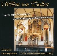 Willem van Twillert speelt 3