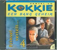 Kokkie 4 een bang geheim luisterboek