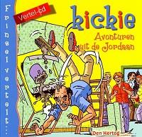 Kickie vertel-cd
