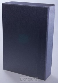 Koker 10.8 D+D zwart omplakt
