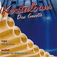 Kerstalbum Duo Gavotte