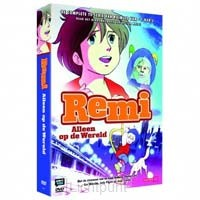 Alleen op de Wereld - Remi (7DVD) (anima