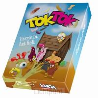 Kaartspel Toktok  herrie in het hok