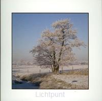 Wenskaart winter