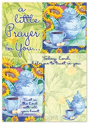 Gifts to go little prayer for you