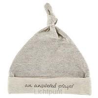 Knit hats answered Prayer