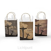 Giftbags easter medium set3