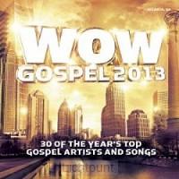Wow Gospel 2013 2xcd