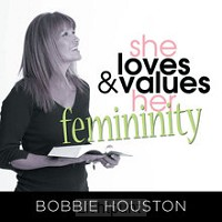 She loves and values her f