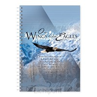 Wire journal eagle isaiah 40:31