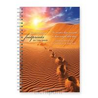 Wire o hard journal footprints