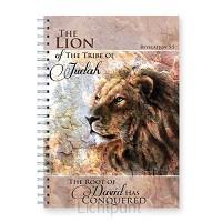 Wire o hard journal lion of judah