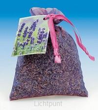 Geurzakje lavendel de Heer geeft rust