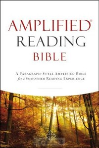 Amplified Reading Bible (3 columns)