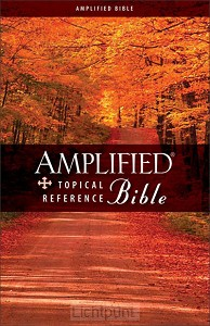 Amplified Top. Ref. Bible Colour Hardc.