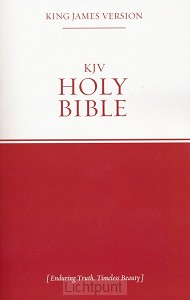 KJV outreach bible colour softcover