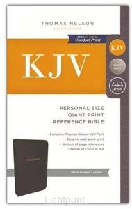 KJV - Pers. Size GP Ref. Bible Ind.