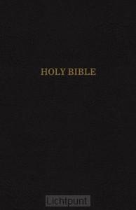 KJV thinline reference bible black leath