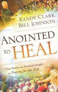Annointed to heal