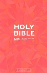 NIV popular Bible Orange Paperback