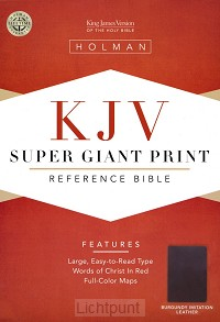 KJV - Super GP Ref. Bible