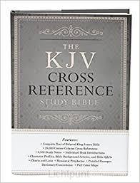 KJV - Cross Ref. Study Bible