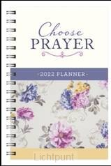 2022 Planner Choose prayer