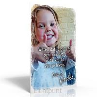 Minikaart vhk weten dat je geliefd bent