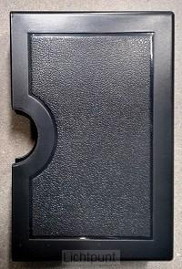 Koker D31 hard kunststof