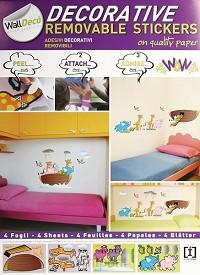 Wanddecoratie ark van noach