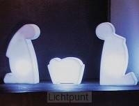 Led licht familie kribbe