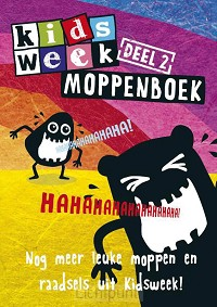 Kidsweek moppenboek 2