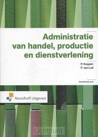 Administratie van handel productie en d